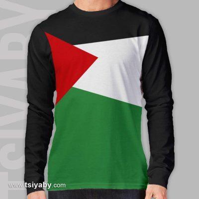 Kaos Bendera Palestina